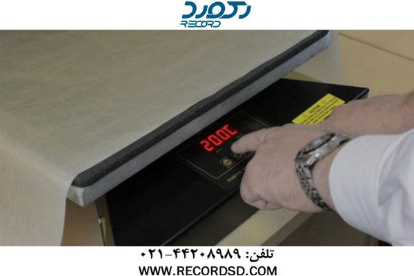 تنظیمات چاپ سابلیمیشن با دستگاه پرس حرارتی