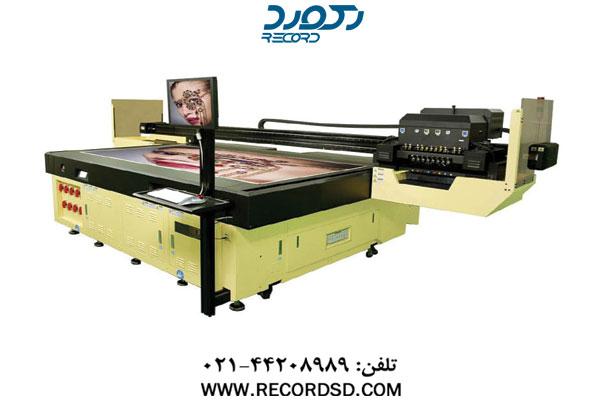 دستگاه چاپ فلت بد