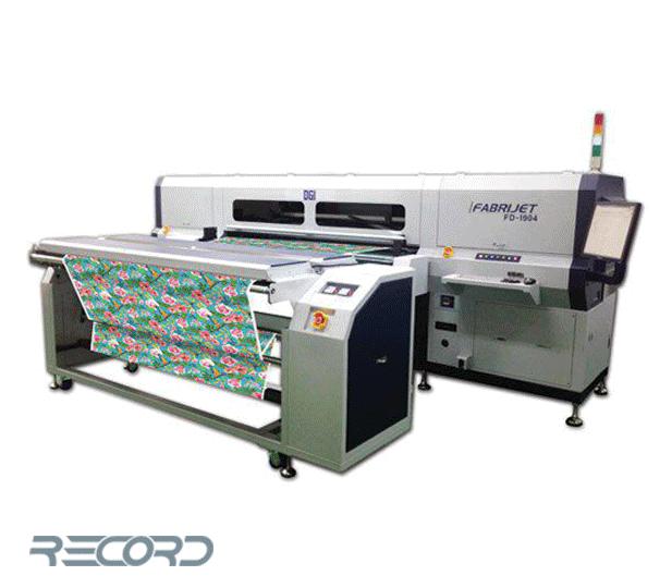 دستگاه چاپ پارچه مدل FD-1904