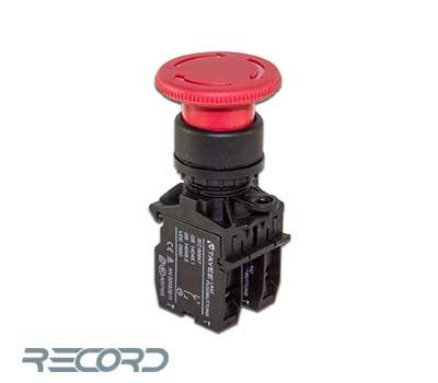 کلید اضطراری دستگاه لیزر